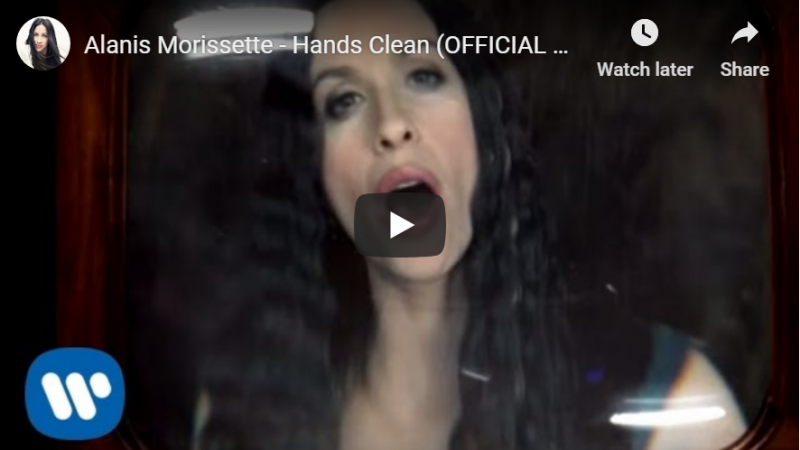 Hands Clean by Alanis Morissette